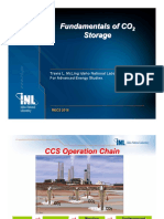 Fundamentals of Geologic CO2 Storage