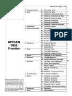 [NISSAN] Manual de Taller Nissan D22 Frontier