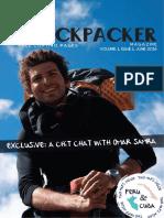 The Backpacker Magazine