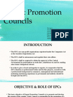 Export Promotion Councils_final Updated
