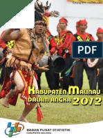 Dalam Angka Malinau 2012