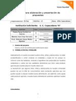 Proyecto Huerta Escolar