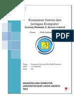 Dokumen.tips Kuis Lessondomain 2 Access Control Keamanan Sistem Dan Jaringan Komputer