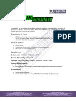 Entrenamiento Basico Software JKSimBlast