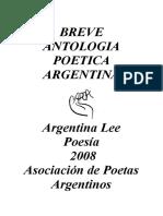 37641818 Antologia Poetica ARG