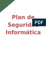 Plan de Seguridad Informática