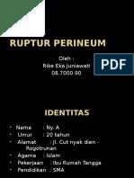 Ppt Ruptur Perineum
