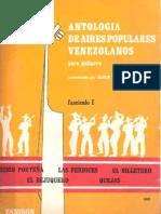 Alirio Diaz - Antologia Venezolana 1 (guitarra)