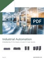 Industrial Computing Brochure 20160520