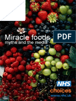 BTH Miracle Foods Report