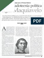 La Mercadotecnia Política Según Maquiavelo