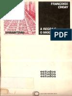 A Regra e o Modelo - Françoise Choay