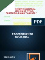 Grupo 3 D_ Registral