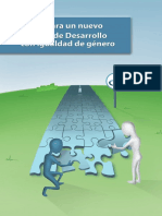 Bases Para Un Nuevo Modelo de Desarrollo Con Igualdad de Género (2015)