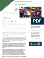 Adopción Gay en Colombia Fue Aprobada - Justicia - ELTIEMPO