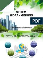 Sistem Hidran Gedung