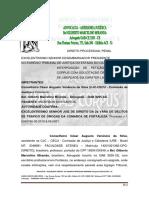 Petição de Habeas Corpus Anderson Dos Santos
