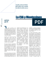 Montesinos y La CIA