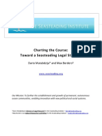 Legal StratCharting the Course