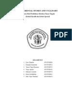 Kelompok 9 FDC Masakan Timur Tengah