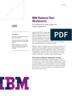 IBM Rational Test Workbench