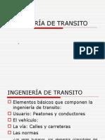 1. Ingenieria de Transito