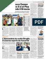 La Gazzetta dello Sport 16-06-2016 - Calcio Lega Pro