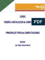 2 Curso Completaciones PRINCIPALES TIPOS DE COMPLETACIONES 291007.pdf