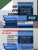 Capacidad Nuevo Codigo Civil y Comercial