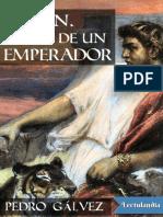 Neron Diario de Un Emperador - Pedro Galvez