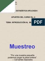 Introduccgghjkjión Al Muestreo