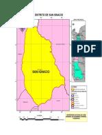 Mapa de San Ignacio