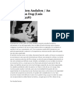 40. Un Chien Andalou - An Andalusian Dog (Luis Buñuel, 1928)