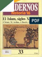 Cuadernos de Historia 16 033 El Islam Siglos Xi Xiii