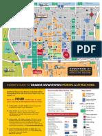 Downtown KC Parking Map