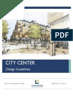 Design Guidelines - City Center.pdf