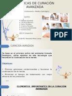Presentacion Ppt Técnicas de Curación Avanzada Mq.