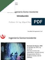 Introducción al curso Ing. Sismo Resistente UPC