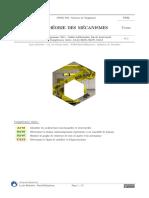 [Tdm][CO]Theorie Des Mecanismes