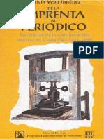 De La Imprenta Al Periodico Completo