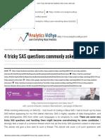 Some Tricky SAS Interview Questions _ SAS Careers _ SAS Jobs