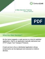 Java Web Services Training-12 13 October 2015