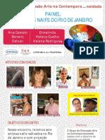 Pos-evento Grupo Arte Contem- 6 Naifs Do Rio