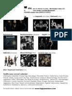 Metal Bulletin Zine 94