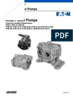 Axial Piston Pumps Vickers