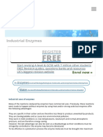 Industrial Enzymes _ S-cool, The Revision Website