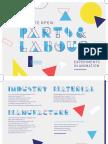 Animate OPEN Parts & Labour Exhibition Guide