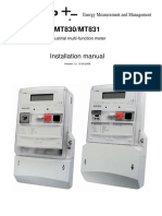 MT831 Installation Manual