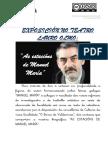"""Exposición de cartacesa """"as estacións de Manuel María"""""""