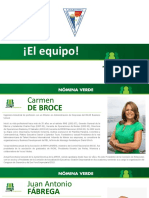 Perfiles Candidatos Nomina Verde